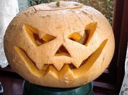 T's Halloween Pumpkin