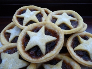 Mince Pies Med