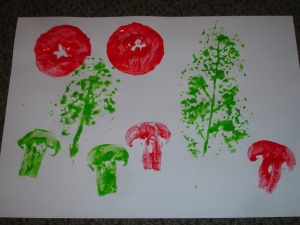 Fruit and Vegetable Prints