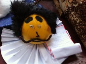 School pumpkin 4