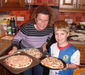 Making Pizzas